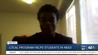 Local program helps students in need