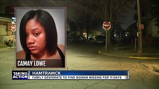 Family desperate to find Hamtramck woman missing for 11 days
