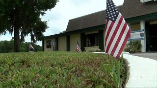 Restaurant honoring veterans and service members opens amid pandemic