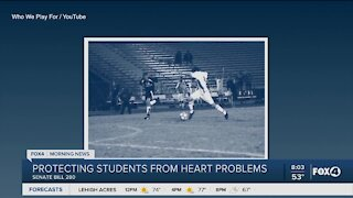 Protecting student athletes from heart problems