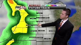 Dustin's Forecast 7-17 - Video