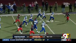 Watch Part 1 of WCPO's Friday Football Frenzy for Nov. 24, 2017 - Video