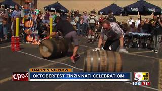 Oktoberfest Zinzinnati celebration - Video