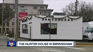 'A whole lot of love and a well-seasoned grill' Hunter House Hamburgers makes it look easy