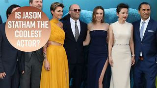 Jason Statham's co-stars thought he was cold and distant
