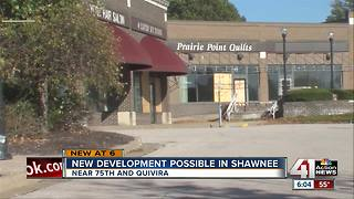 New development possible for rundown area in Shawnee
