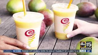 Get 1/2 off smoothies at Grabba Green! - Video