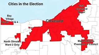 Early voting begins in Cleveland Mayor's race