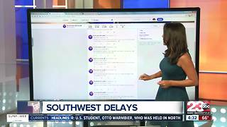 Southwest Airline Malfunctions and Delays - Video