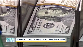 Living a Better Life: 6 steps to successfully pay off your debt