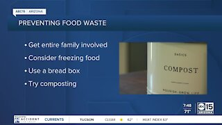 Tips to stop food waste and save your money