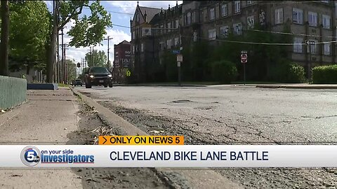 Scranton Road residents voice safety concerns over bike lane proposal
