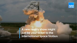 A Reality TV Show in Space
