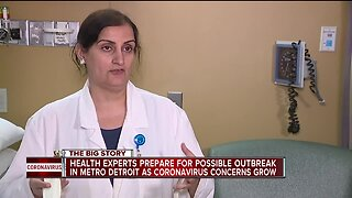 Local hospitals prepare as Coronavirus continues to spread globally