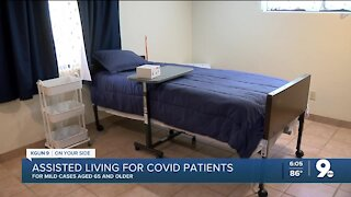 New assisted living for seniors with mild COVID