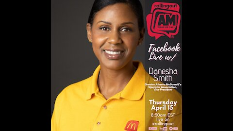 AM Wake Up interview with Danesha Smith McDonald's owner/operator