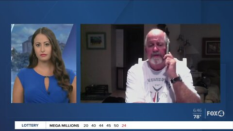 LIVE INTERVIEW: Fort Myers Beach Mayor shares message to Fourth of July beachgoers