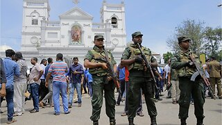 156 Killed In Easter Day Sri Lankan Church Bombings