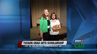 Tucson High senior named 2018 Flinn Scholar - Video