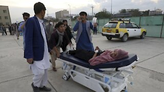 At Least 30 People Killed In Bombing At Afghan Girls' School