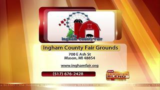 Ingham County Fair- 7/31/17 - Video