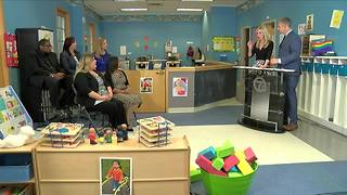 Child Care Crisis special 1 - Video