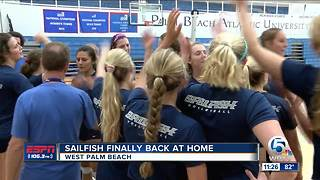 PBA Volleyball finally back home - Video
