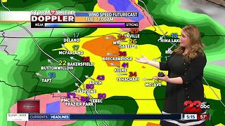Storm Shield Forecast morning update 1/8/17 - Video