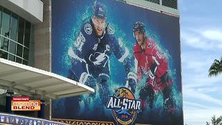 NHL All-Star Weekend - Video