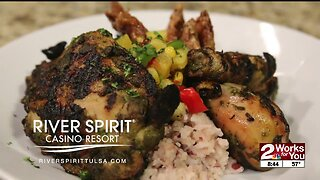 In the Kitchen with Fireside Grill: Caribbean Jerk Chicken