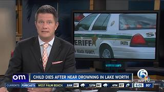 4-year-old boy dies a week after near drowning in pool - Video