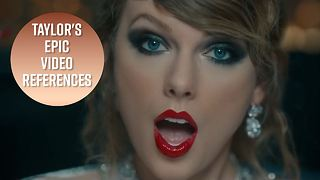 Taylor Swift's dark messages hiding in #LWYMMD - Video