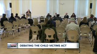 Child victims act vosot