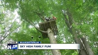 Sky High Adventure Park offers family fun all summer long - Video