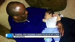Funeral services held for beloved Milwaukee crossing guard - Video