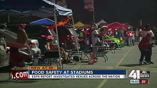 Report: How do Kansas City stadiums rank for food safety?