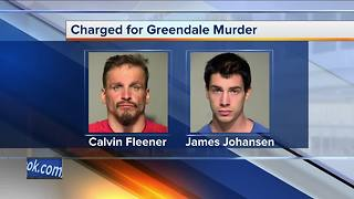 Two Milwaukee men charged in burglary-homicide - Video
