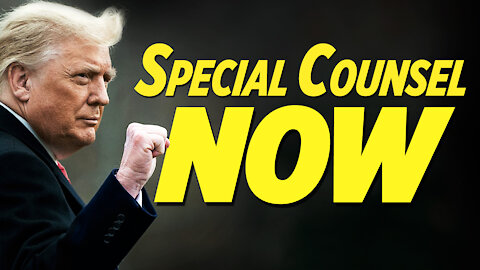 DOD Cancel Meeting with Biden Transition. Appoint Special Counsel Now: Brian Kennedy