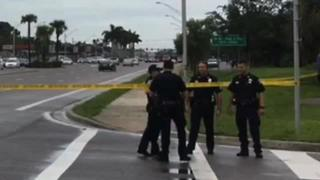 Shootout at Sarasota shopping center parking lot | Digital Short - Video