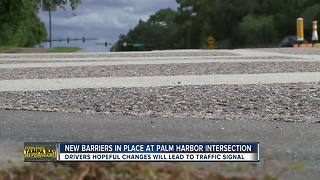 """""""Dangerous"""" Palm Harbor intersection gets safety upgrades"""