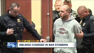 Suspects in Olmsted Township bar stabbing appear in court - Video