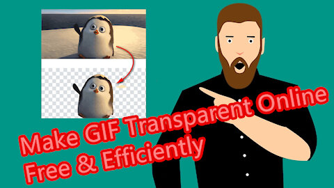 How to Make GIF Transparent Online - Free & Efficiently?