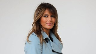 Melania Trump Will Visit Africa Reportedly Without President Trump - Video