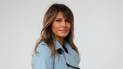Melania Trump Will Visit Africa Reportedly Without President Trump