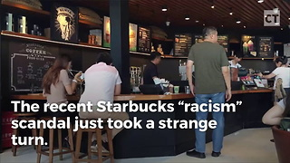 Report: Starbucks Manager Who Called Cops on Black Men Was Feminist, SJW - Video