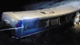 911 calls release from deadly bus crash