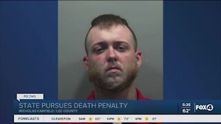 State seeks death penalty against Nicholas Canfield