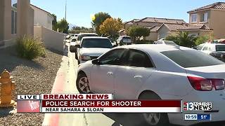 Woman shot, police looking for suspect - Video