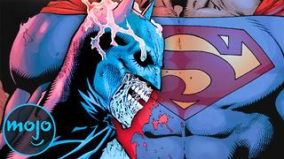 Top 10 Heartbreaking Deaths in DC Comics - Video