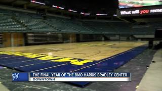 Plans announced for BMO Harris Bradley Center's final season - Video
